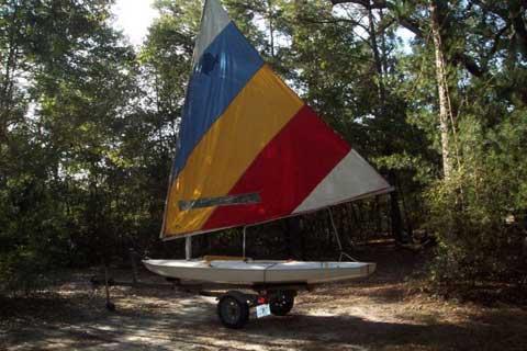 Sunfish, 1980sailboat
