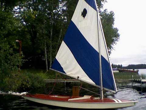 Sunfish, 1970s sailboat
