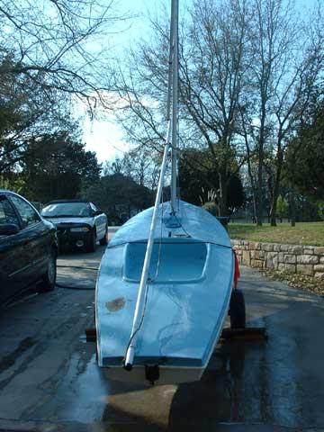 70's Porpoise sailboat