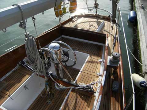 Swan 36', 1969 sailboat