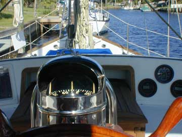 1987 Ta Chiao 42 sailboat