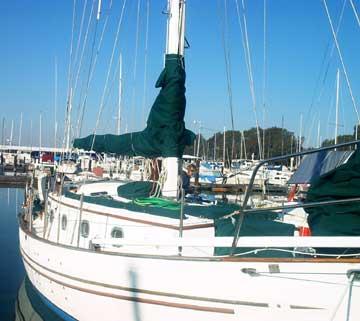 1984 Ta Chiao 34 sailboat