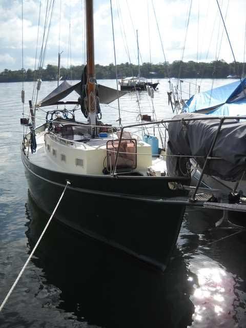 Tahitiana 32, 1991 sailboat