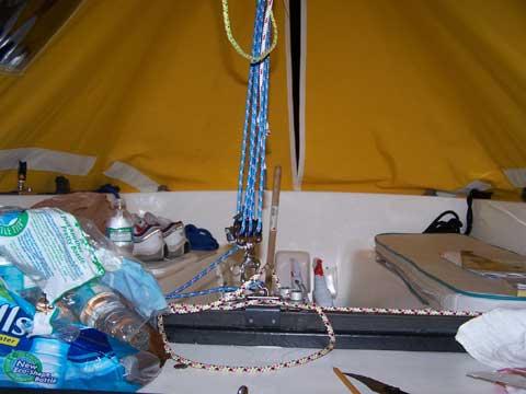 Tangerine 18 sailboat
