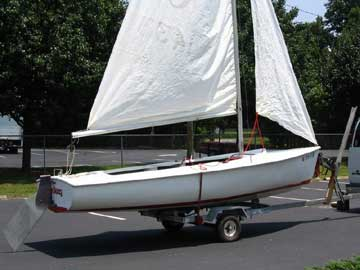 1979 Tanzer 16 sailboat