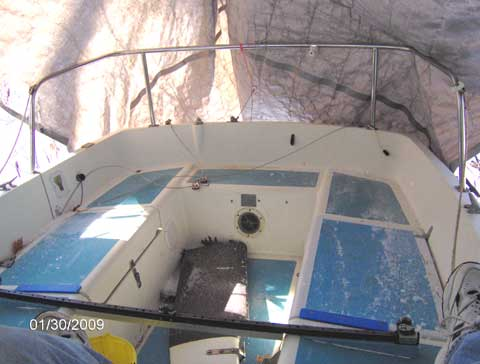 Boat Trailer Brakes >> Tanzer 22 sailboat for sale