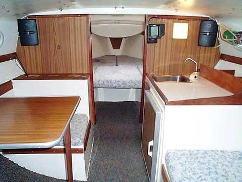 Tanzer 22 1980 Roscoe Illinois Sailboat For Sale
