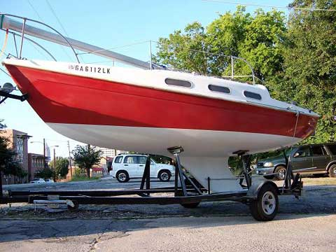 Tanzer 22, 1980 sailboat