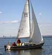 1983 Tanzer 22 sailboat