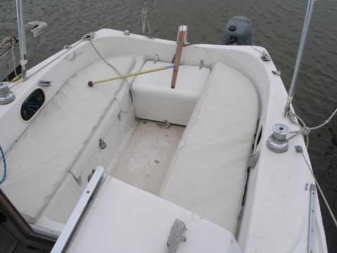 Tanzer 7.5 (25'), 1979 sailboat