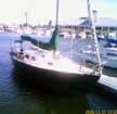 1965 Tartan 27 sailboat