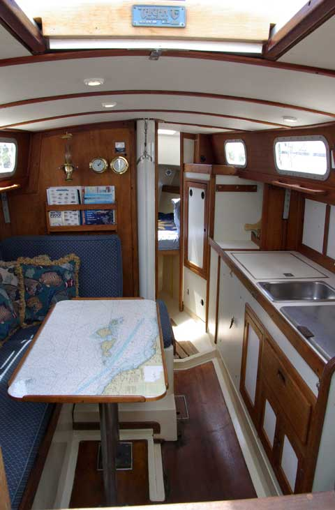 Tartan 30 Yacht For Sale