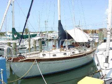 1986 Ta Shing Baba 35 sailboat