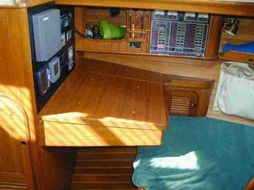 1984 Tashing Baba 35 sailboat