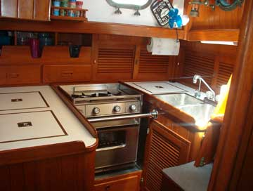 Tayana 37 Sailboat For Sale