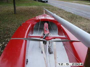 1973 Texas Tornado sailboat