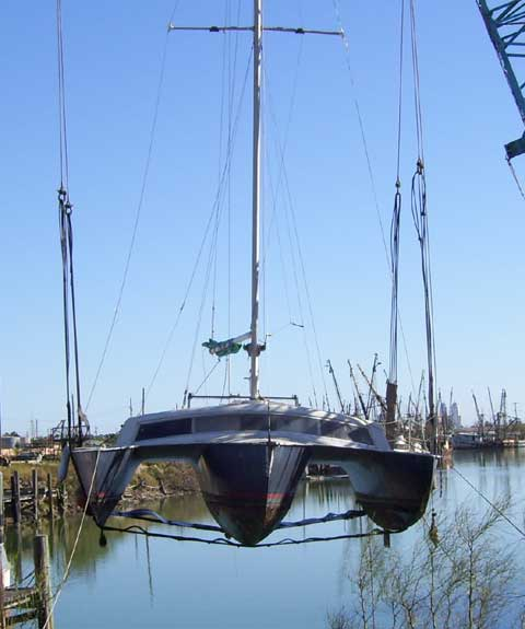 Texas Trimaran 30sailboat