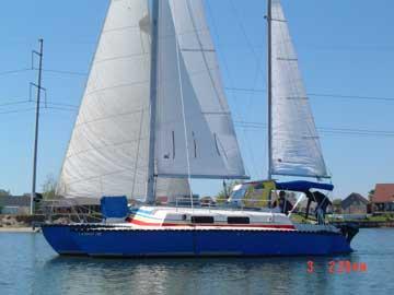 1970 Texas Trimaran 30 sailboat