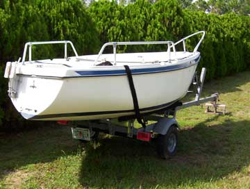 1981 AFC T for Two sailboat