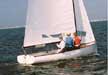 1964 Thistle sailboat