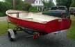 1963 Thistle sailboat