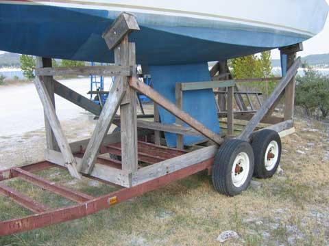 Thunderbird 26 sailboat