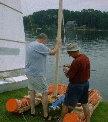 2003 Thunderbucket sailboat