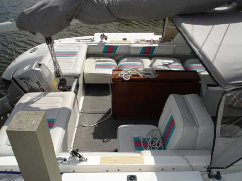 Tomcat 6.2 SC Catamaran, 1998sailboat