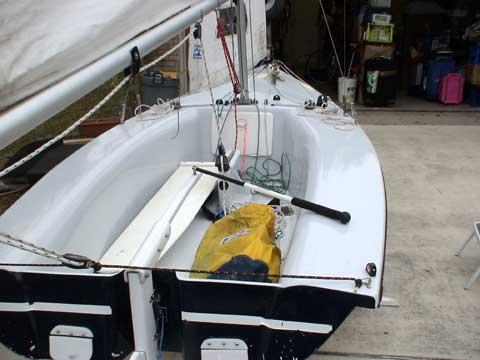 Tranfusion 12.1 sailboat