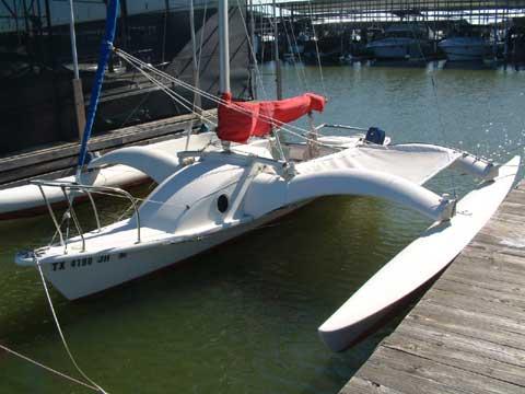 Tremolino sailboat