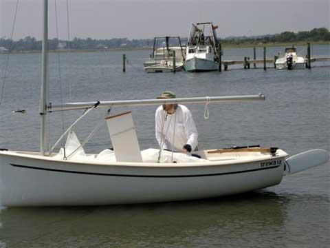 Trinka 12 dinghy
