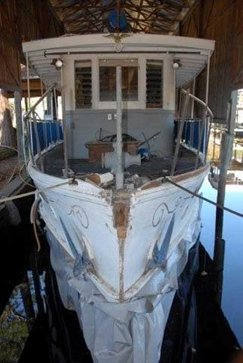 Trumpy, 1919 sailboat