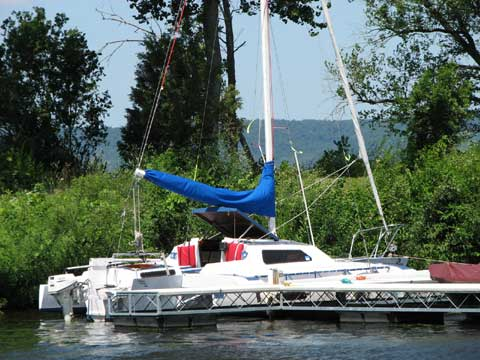 TT680, 1982 sailboat