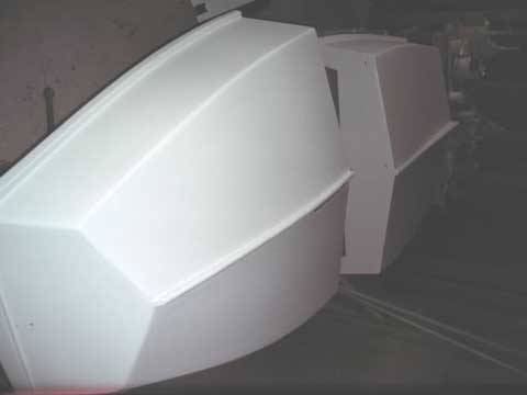 Two Paw 8 Nesting Dinghy