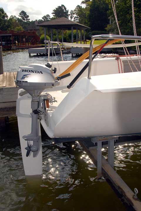 Ultimate 20 sailboat