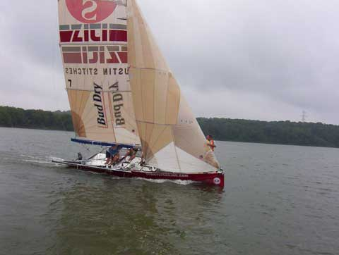 Ultimate 30 sailboat