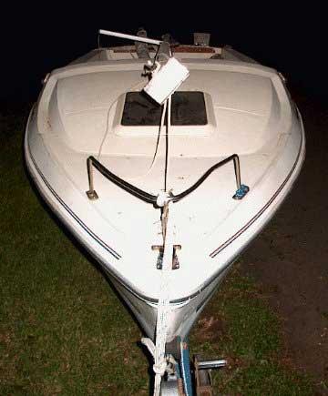 1982 US 18 (Bayliner) sailboat