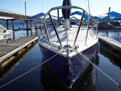 US 21 sailboat
