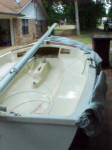 Vagabond 14 sailboat