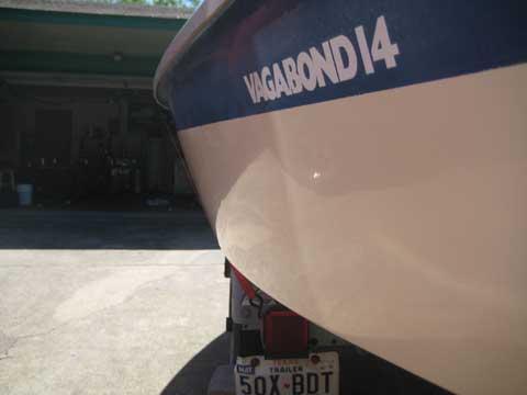 Vagabond 14, 1981 sailboat