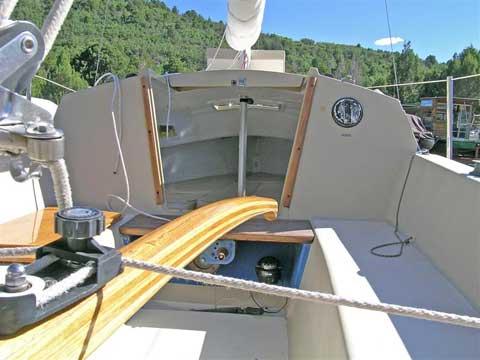 Vagabond17/Holder17, 1981 sailboat