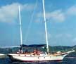 1974 Vagabond 47 sailboat