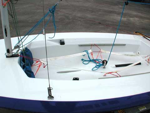 Vanguard 15, 2005 sailboat