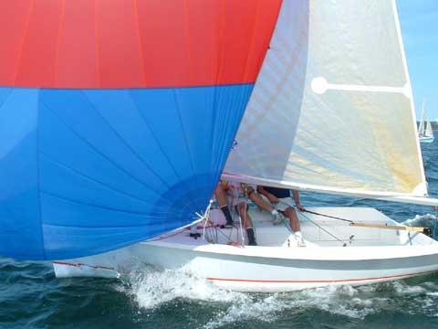 Vanguard Nomad, 2004 sailboat