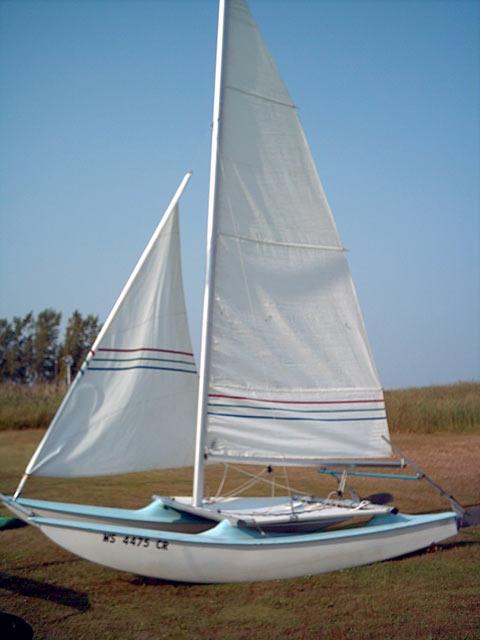 Macgregor Venture 15 catamaran