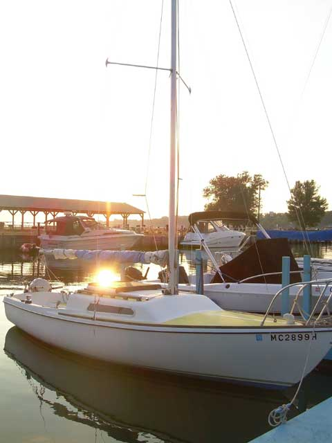Buy Porta Potty >> Venture 21 sailboat for sale