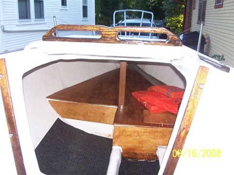 Venture 21 sailboat