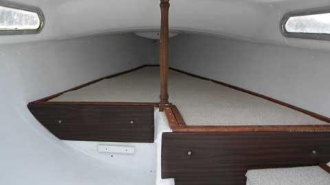 Venture 21, 1972 sailboat