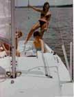 1975 Venture 21 sailboat
