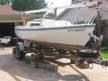 1968 Venture 21 sailboat